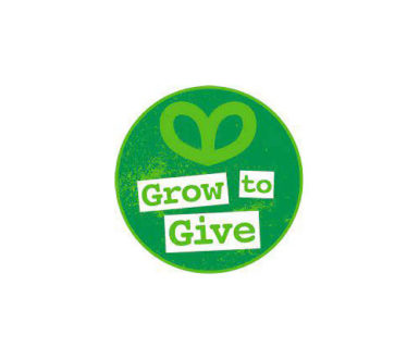 Grow To Give Bucks Logo